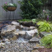 Aquascape Backyard Waterfall Landscape Fountain Kit 2