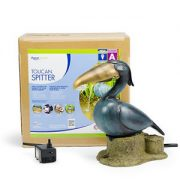 Toucan Spitter with pump -2